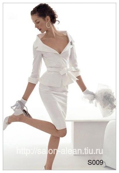 Купить короткое свадебное платье в новосибирске