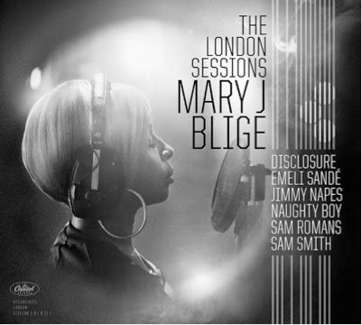 An art called: Mary J Blige - The London Sessions #anartcalled #maryjblige #album #review #music #rnb #dance #hiphop #disclosure #samsmith #thelondonsessions