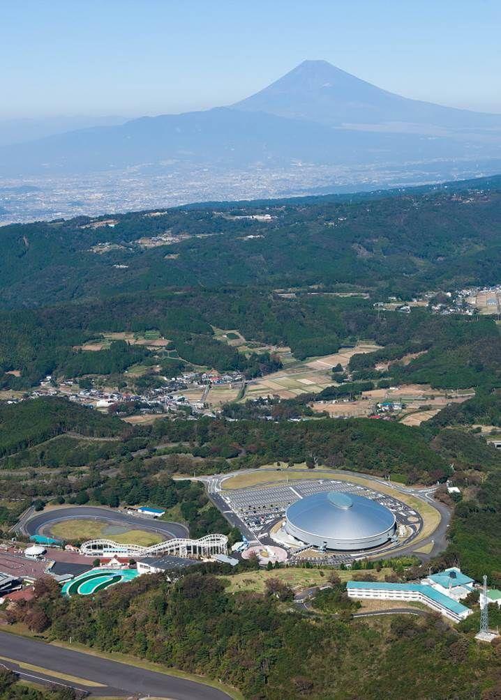 Tokyo - Izu Velodrome (150km away from tokyo)