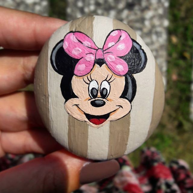 Minnie Mouse  rocks!