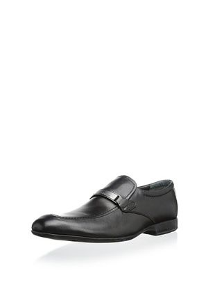 70% OFF Calvin Klein Men's Adam Slip-On Loafer (Black)