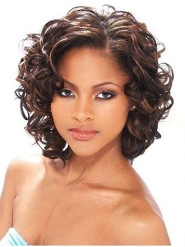 short hair weave styles pictures auburn curly remy hair radiant medium wigs 9665 | 4679f5310c0e569ee3aeae8e60f58a7f weave hairstyles short hairstyles