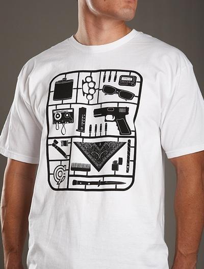 The 90's Kit T-Shirt [S11-WHT-90kit-T] : Calico No.9 Store, Live In The La...90 S Kits, Calico No9, No9 Stores, No9 Springsummer, Kits Tshirt, The 90S, Kits T Shirts, 90S Kits, Calico No 9