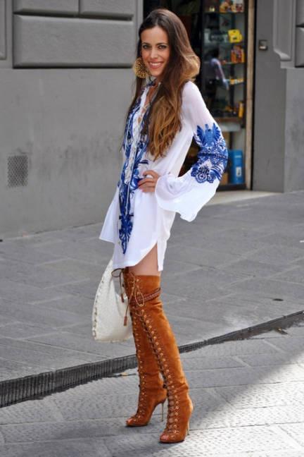 Italy street fashion