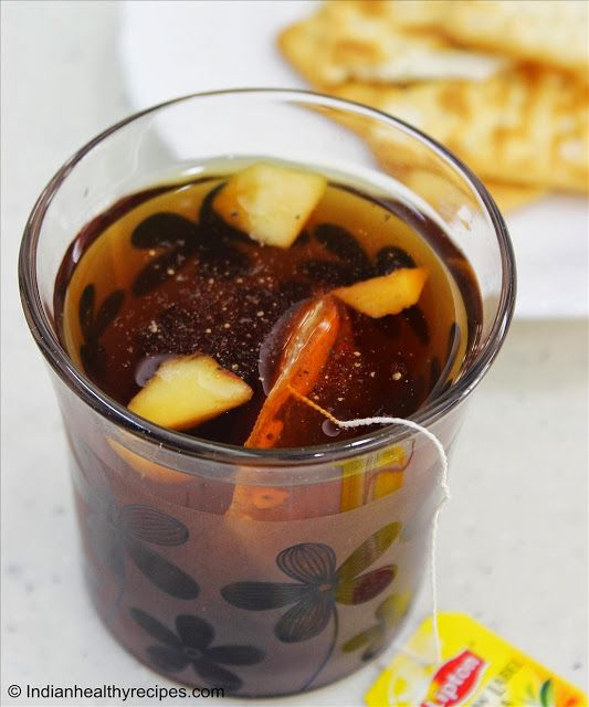 Apple-Tee-Rezept - Apfel-Zimt-Tee (Bestes Winter-Tee-Rezept)
