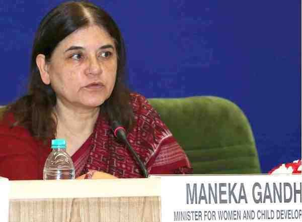 Maneka Gandhi Urges Schools to Stop Corporal Punishment