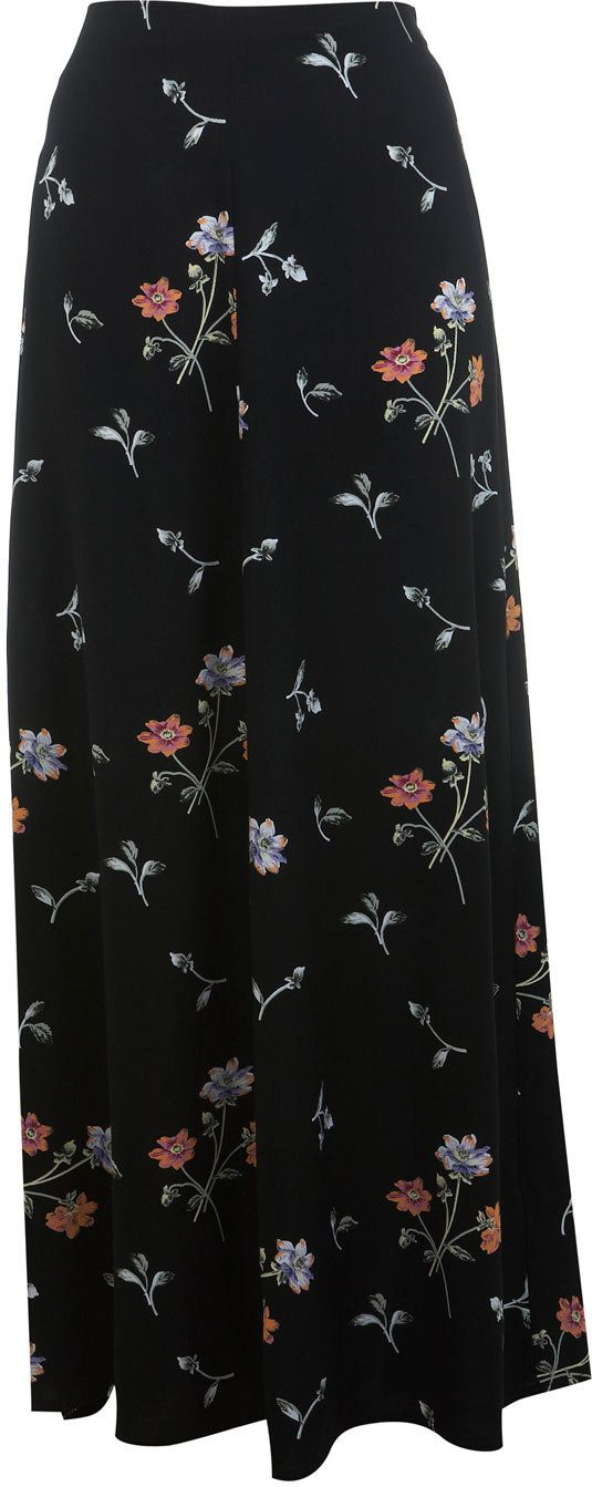 #missselfridge.com        #Skirt                    #Floral #Printed #Maxi #Skirt #Miss #Selfridge      Floral Printed Maxi Skirt - Miss Selfridge                                    http://www.seapai.com/product.aspx?PID=1064221