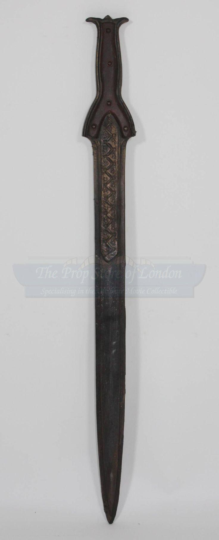 Trojan Sword Style #2 | Movie collection, Trojan army, Sword