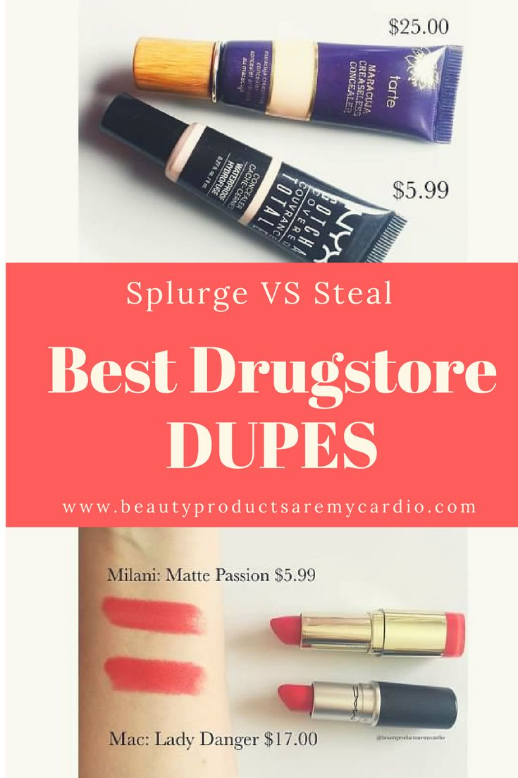 Some of the BEST dupes I've seen in a while. This post is perfect for considering price, cruelty-free, or what's already in your collection!