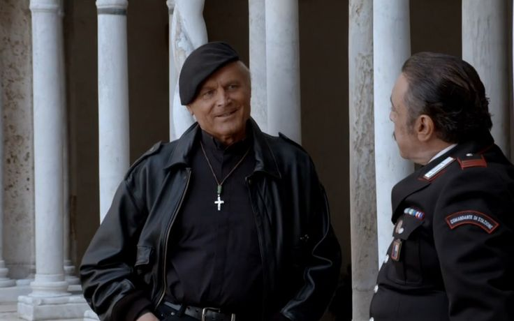 Terence Hill Don Matteo 9