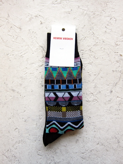Henrik Vibskov. Socks. Men's sizing, but appropriate for women's shoe size 9+. Cotton.