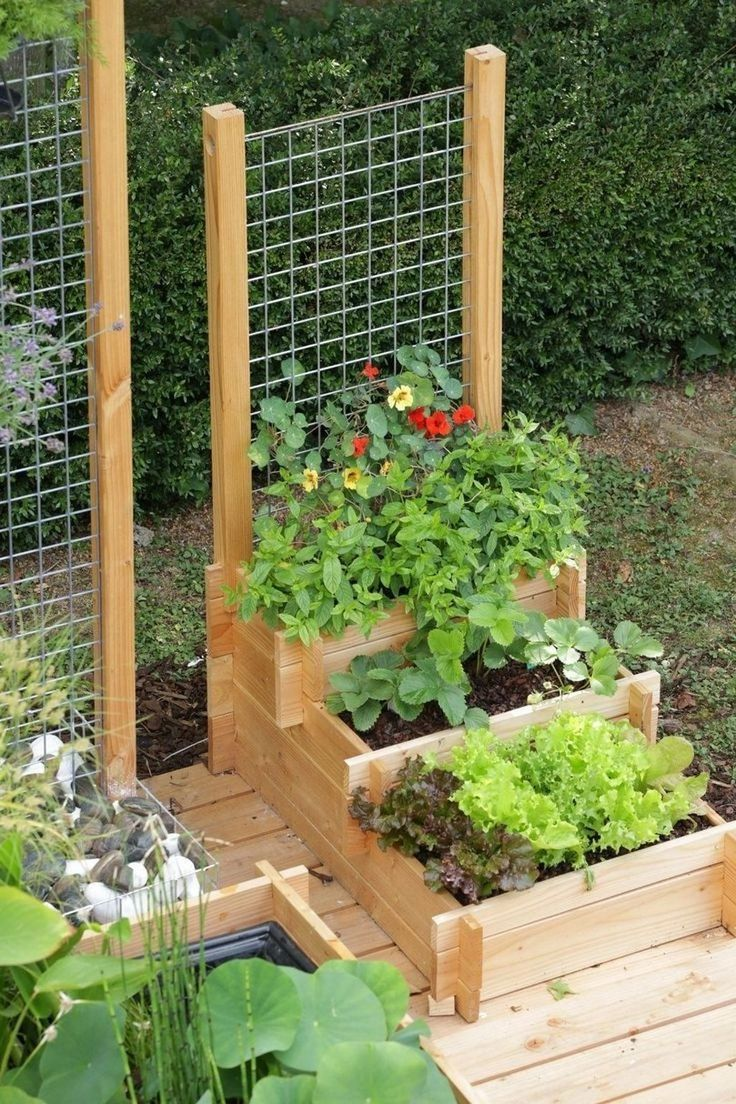 25 simple raised vegetable garden bed ideas 2019 8 ...