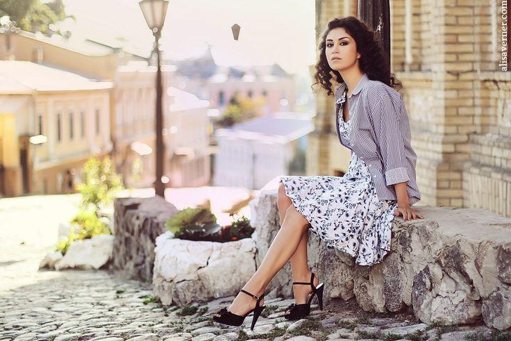 Yusiya Fiad (Ukraine, Kiev) - Photographer Alisa Verner