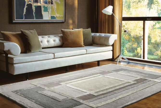 8 Must Have Neutral Modern Rugs For Your Living Room