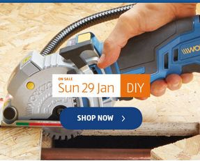 Aldi Special Buys Sunday 29th January 2017. DIY - http://www.olcatalogue.co.uk/aldi/aldi-special-buys.html