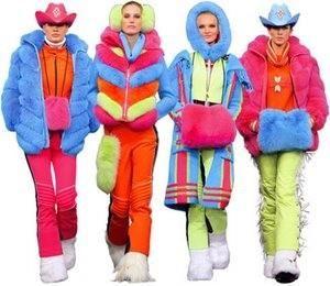 Чем отличается костюм для сноуборда от костюма для лыж