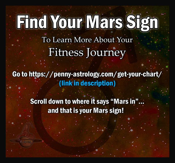 Natal chart calculator with descriptions in 2020 mars