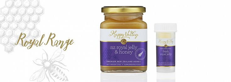New Zealand's leading producer of the worlds best Fresh Royal Jelly | Happy Valley