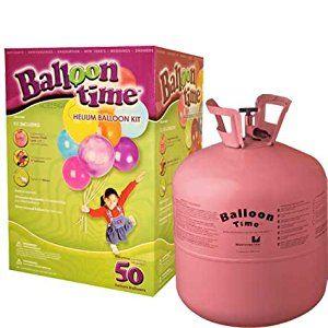 Helium Balloon Tank Kit- cheaper than buying dozens of balloons!