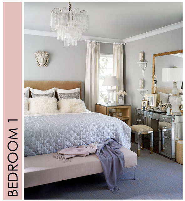 Cushy And Homey Bedroom Decorating Pinterest Interiors Inside Ideas Interiors design about Everything [magnanprojects.com]