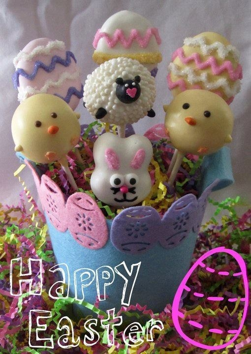152 Best Images About Cake Pop Ideas On Pinterest Easter