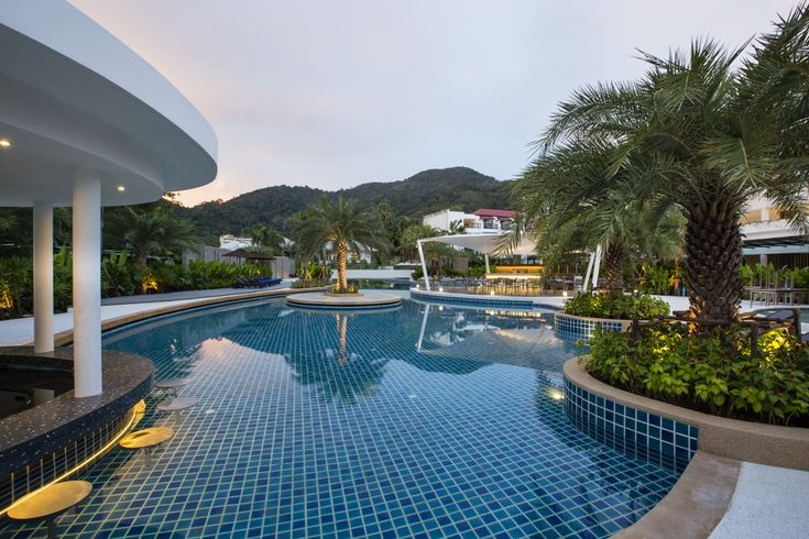 Novotel Phuket Karon Beach Resort & Spa is one of the newest resorts to stay at in Phuket. Family friendly with rooms featuring a bunk bed. Kids club and pool with waterslide.