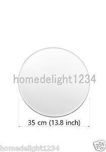 a 35cm1375 placas de espejo redondo mesa de boda elemento en venta