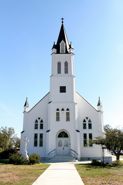 St. John The Baptist Catholic Church: Ammansville, TX