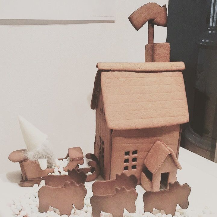 Pepparkakshus, gingerbreadhouse