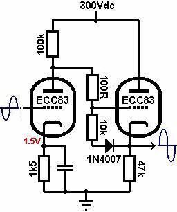 Audio Hardware Circuit Schematic