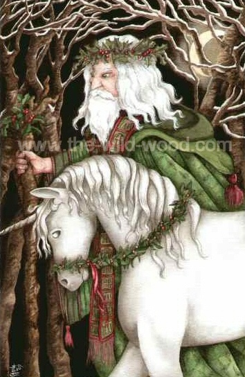 """THE HOLLY KING"" By Shona M. MacDonald"