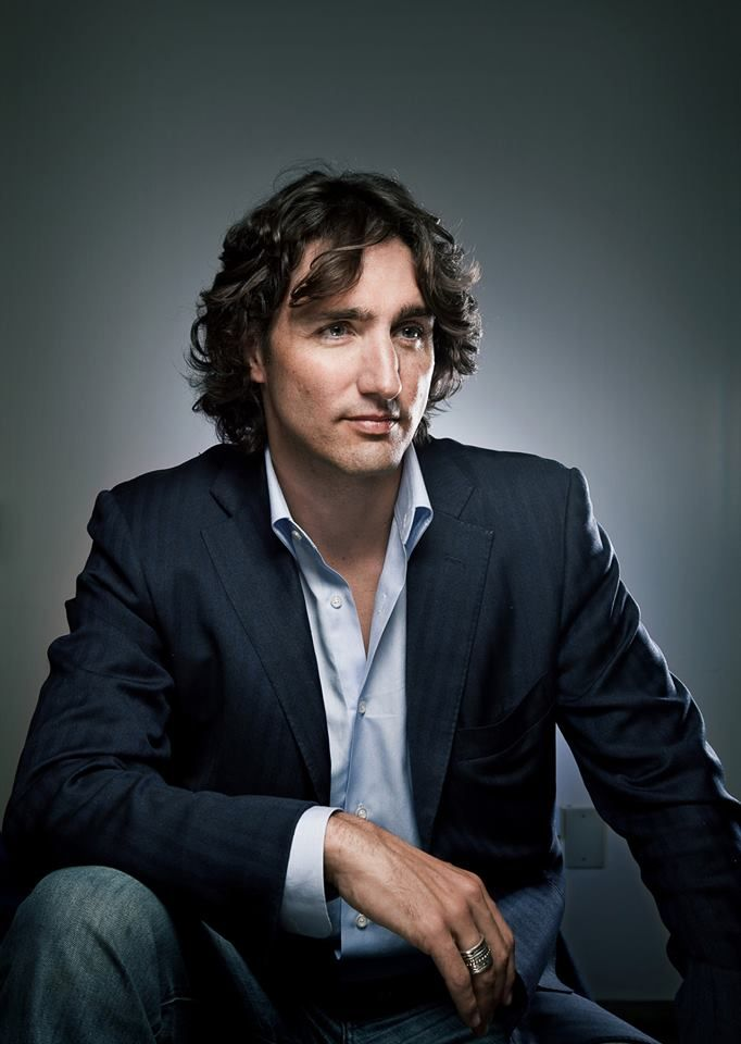 Justin Turdeau . Canadian Prime Minister - 2015