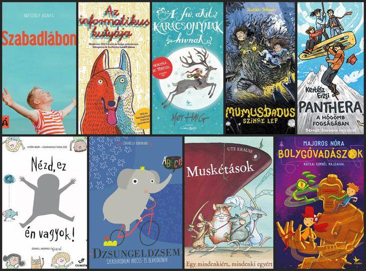 A téli olvasásnak egész más hangulata van, mint a tavaszinak, a nyárinak vagy az őszinek. Ilyenkor mindig sokkal hamarabb végzünk a közös olvasmányokkal a kisfiammal, és a lányaim is sűrűbben nyaggatnak új könyvekért. Annyira jó bebújni a meleg ágyba és egy új történetbe, hogy sokszor nincs is kedvünk kibújni belőlük... Kilenc – nemrégiben megjelent – könyvet ajánlok szívből, igazán... Both Gabi.
