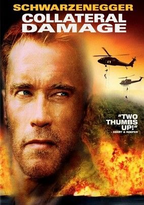 Collateral Damage is yet another Arnold Schwarzenegger movie filled with action. Worth a watch