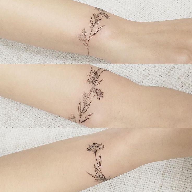 Tatuagem flor.