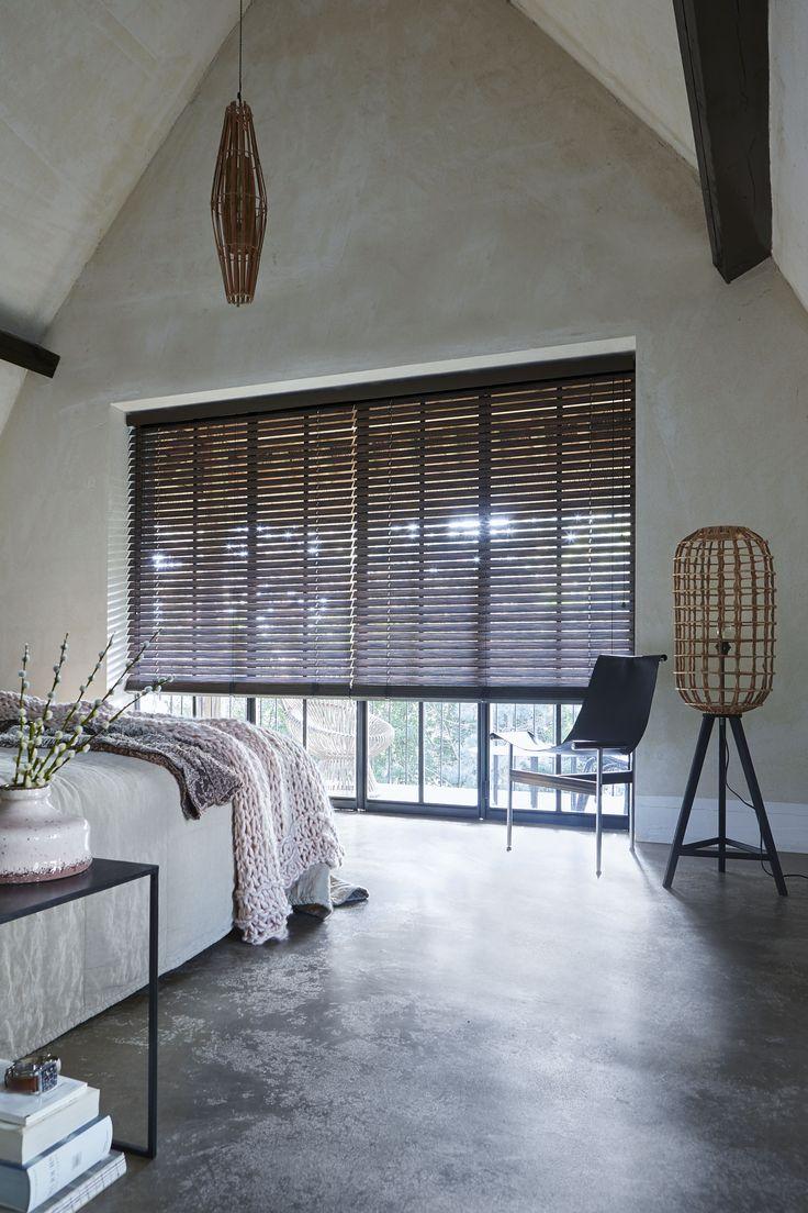 Horizontale jaloezieèn van bece® #trends #rethought #inspiration #interiordesign