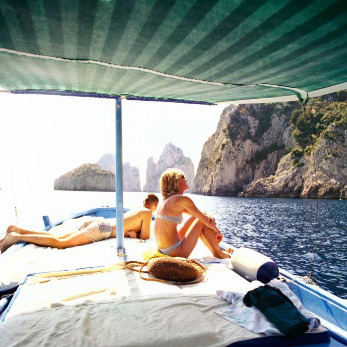 capri boating