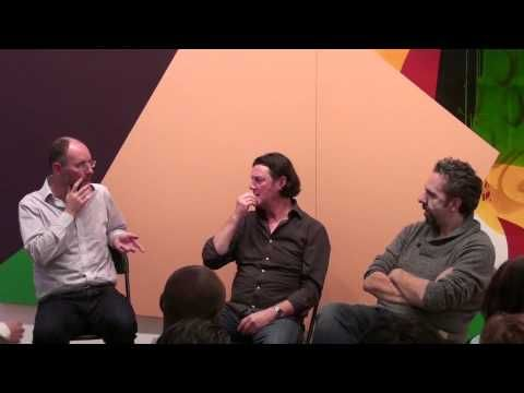 ▶ Glenn Brown, Keith Tyson and Michael Stubbs in conversation_Part4 - YouTube