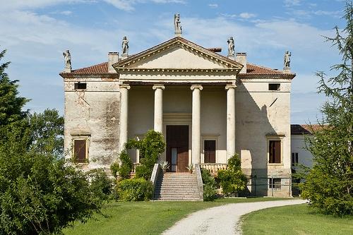 :) Vancimuglio: Villa Chiericati Da Porto Rigo - Palladio
