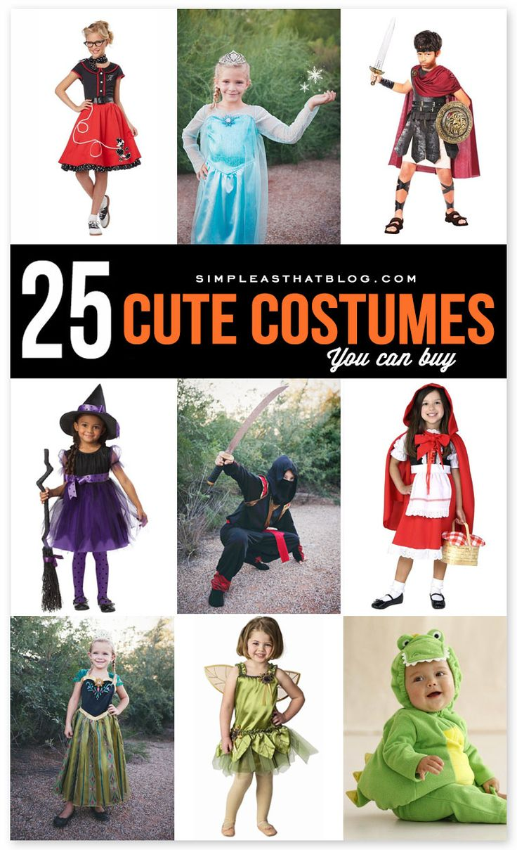 25 cute halloween costumes to buy - Happy Halloween Costume