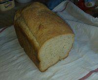 Výborny chlebíček s domácí pekárny
