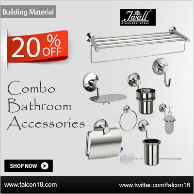 Combo Accessories Get 20% exclusive discount of Jwell Combos Accessories. Add convenience, style, and sophistication with Jwell Combos Accessories. We are offering great combos which are suited towards every need.  Grab the perfect accessories combo right now.