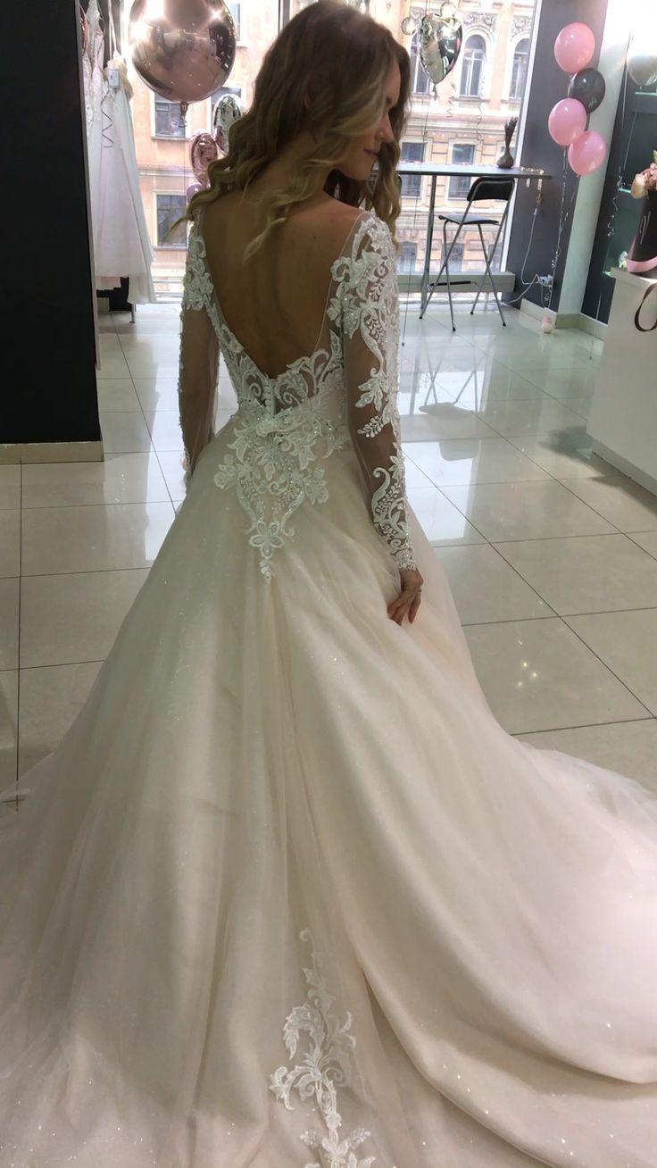 Pin On Wedding Dresses [ 1308 x 736 Pixel ]