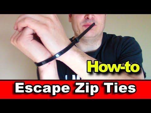 Escaping Zip Ties
