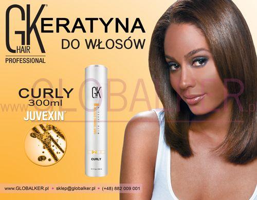 Keratyna do włosów GK Hair Curly 300ml Global Keratin Juvexin Warszawa Sklep #no.1 #globalker http://globalker.pl/keratyna-do-zabiegow/836-GK-HAIR-KERATYNA-CURLY-TRUSKAWKA-300ml-GLOBAL-KERATIN.html