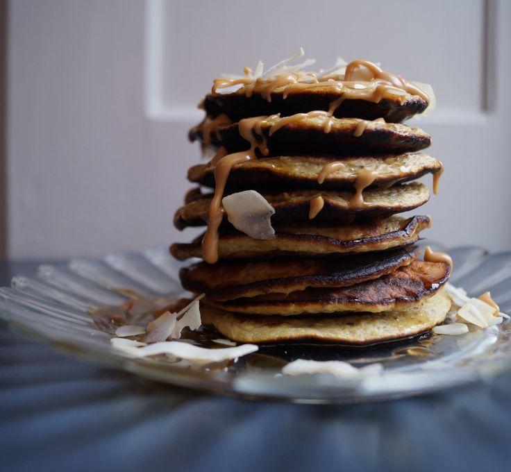 bananpandekager med chiafrø | marialottes blog
