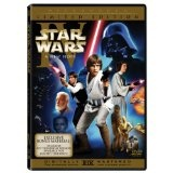 Star Wars: Episode IV - A New Hope (Two-Disc Widescreen Enhanced and Original Theatrical Versions) (DVD)By Mark Hamill