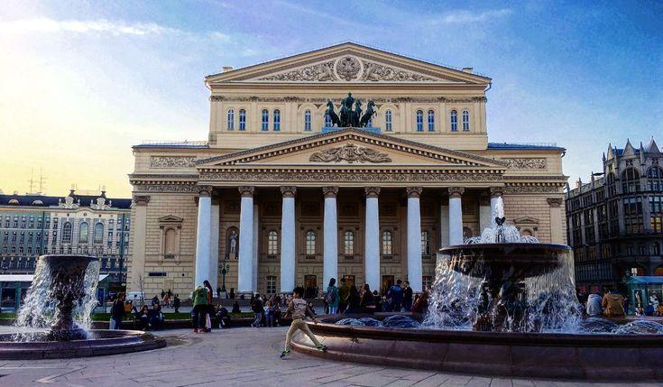 Reiseführer für Moskau - Sehenswertes, Wissenswertes, Restaurants und Bars