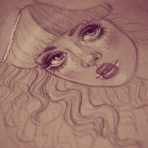 Melanie Martinez By Helen Green