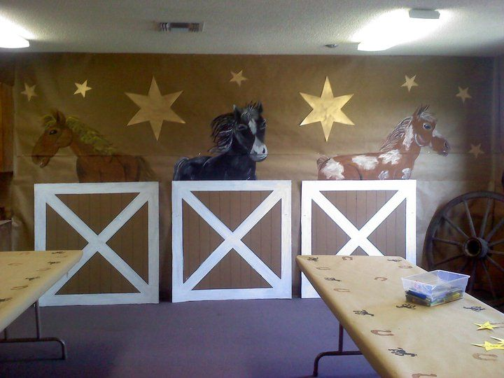 1000+ images about VBS 2014 Wild Wild West on Pinterest ...
